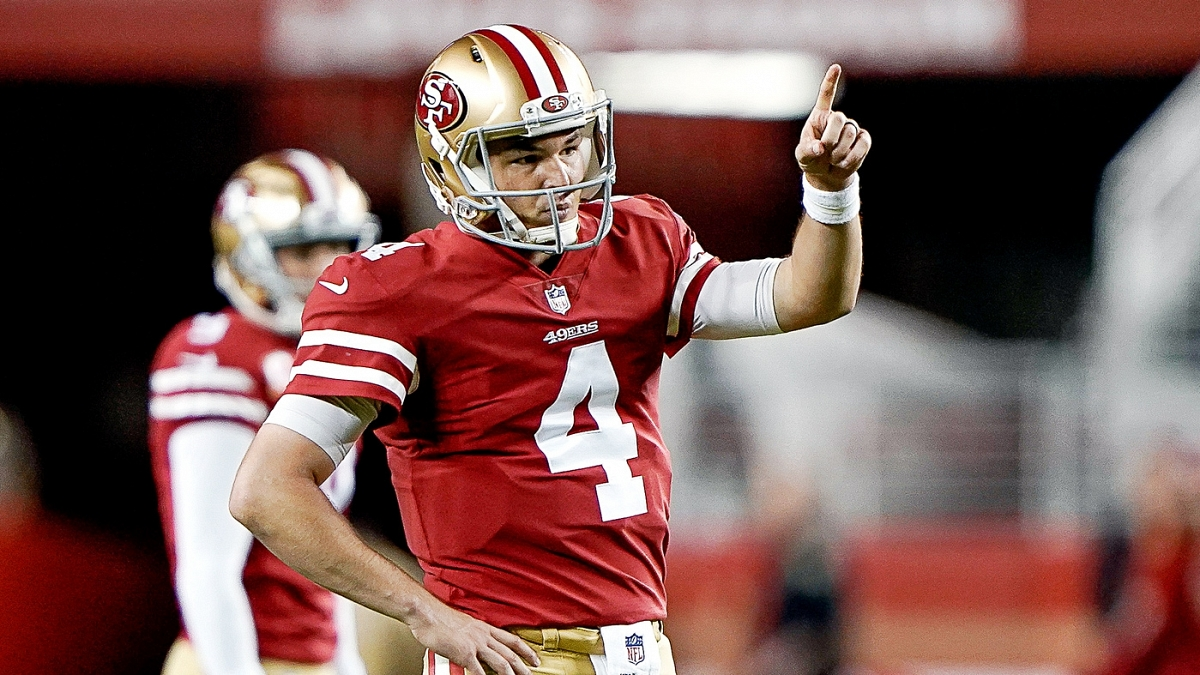 Nick Mullens shares how Jimmy Garoppolo continues to help him ... b9a683111