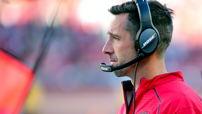 Kyle Shanahan happy his players are motivated to prove doubters wrong on national TV